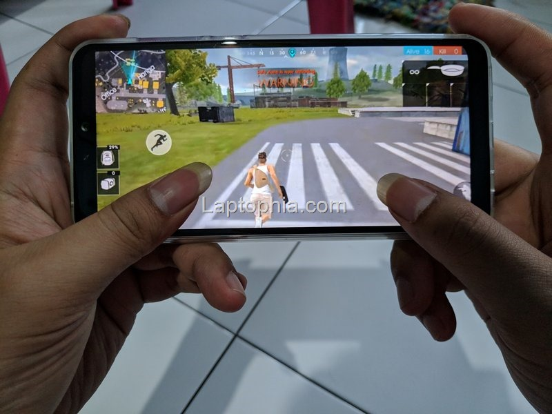 Performa Gaming Asus Zenfone Max Pro M2 ZB631KL