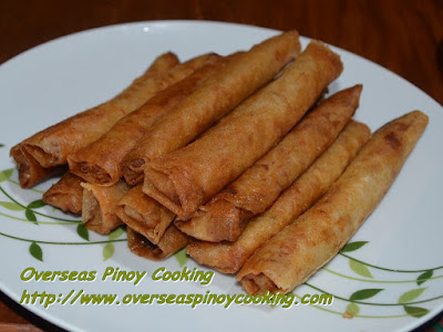 Fried Pork Lumpia