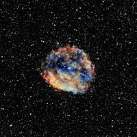 Supernova Remnant RCW 103