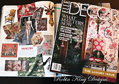 FEATURED IN ELLE DECOR NOVEMBER 2012