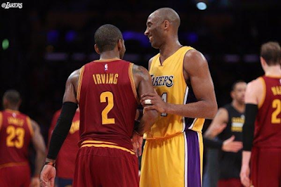 Kobe Bryant and Lebron James relationship