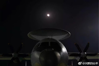 Superluna y super AWACS