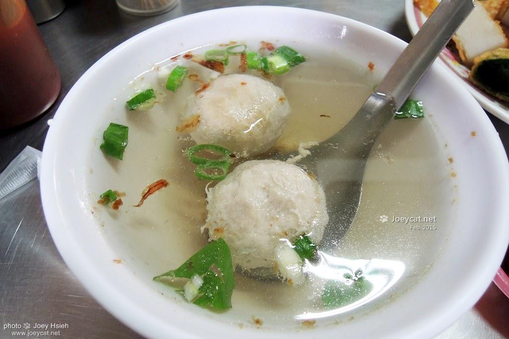 貢丸湯 美食