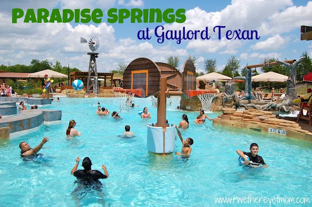 Paradise Springs At The Gaylord Texan Grapevine Tx R We There Yet Mom