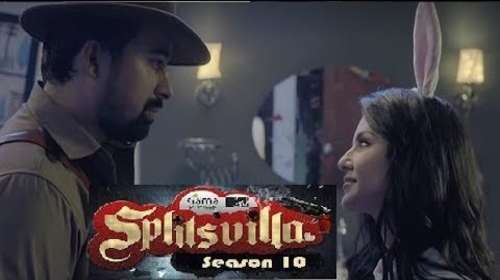Poster of Splitsvilla Season 10 12th November 2017 180MB
