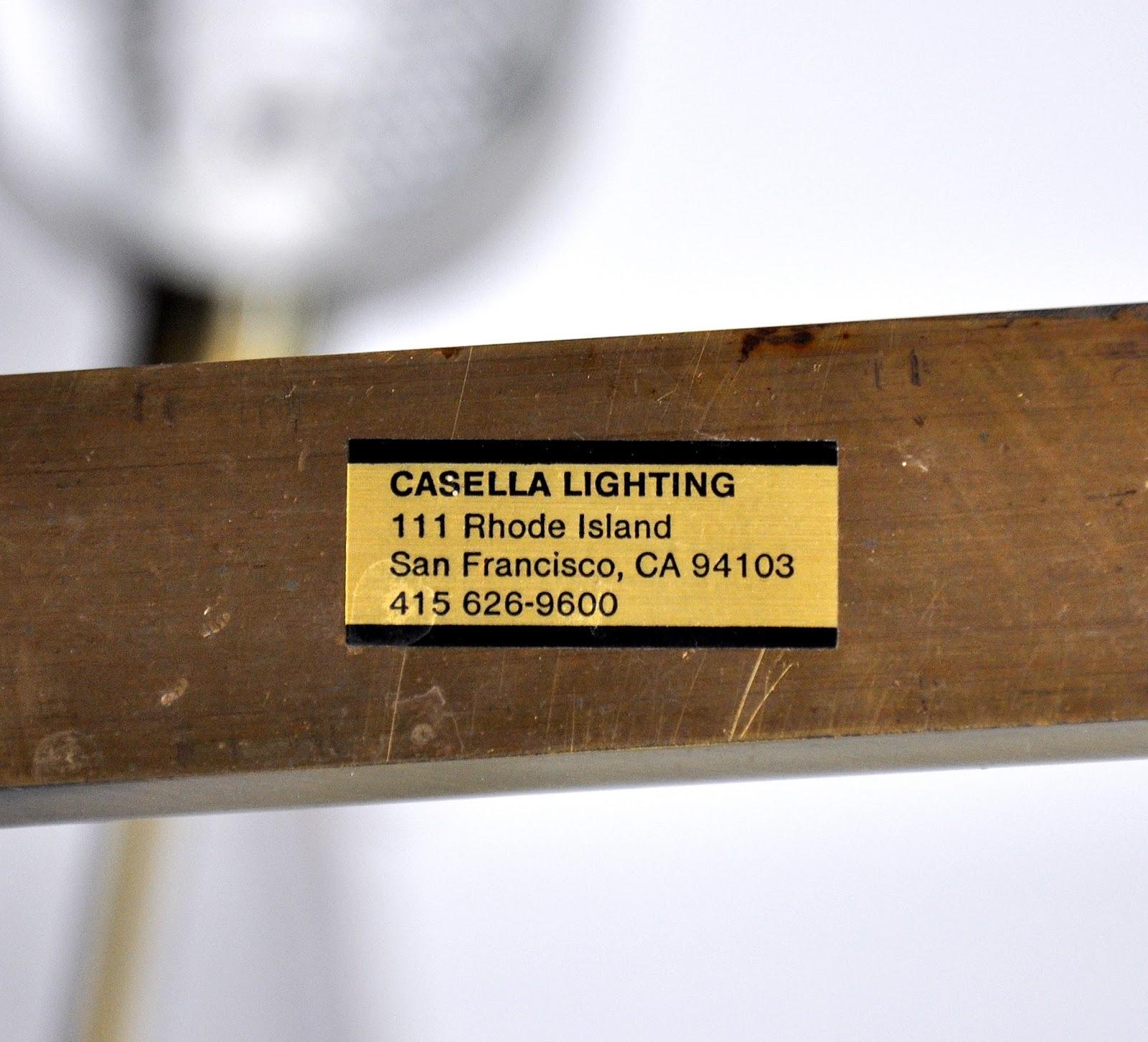 Select Modern Pair Of Casella Pharmacy C1139g Brass