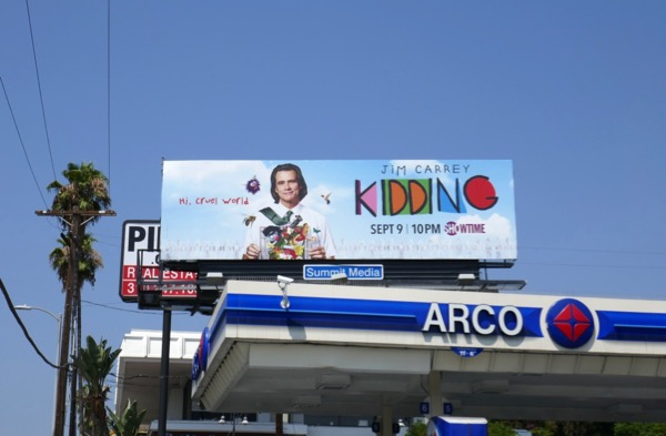 Kidding season 1 billboard