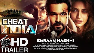 Emraan Hashmi 2019 Upcoming movie Cheat India release date image, poster