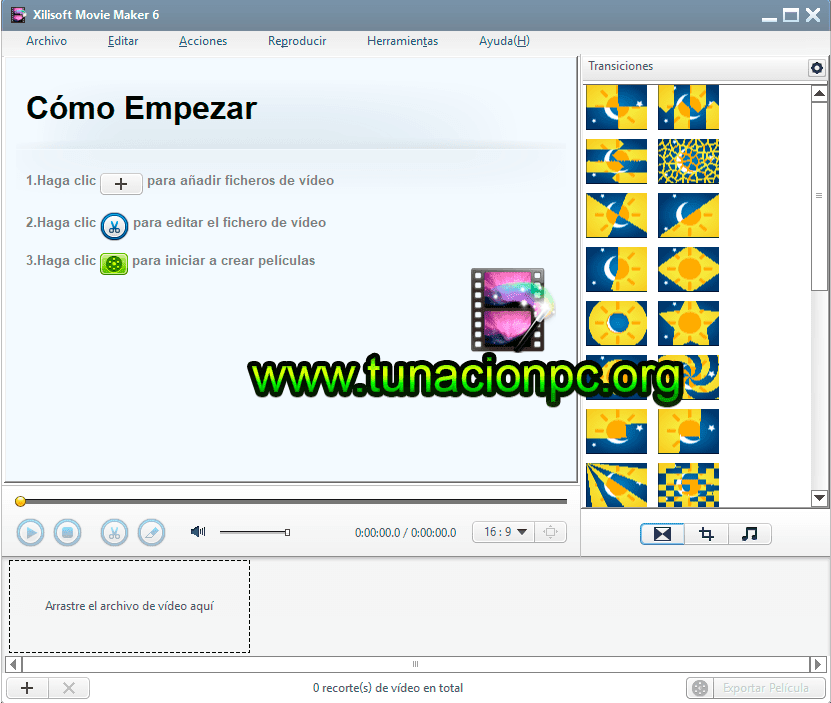 Xilisoft Movie Maker Full Español