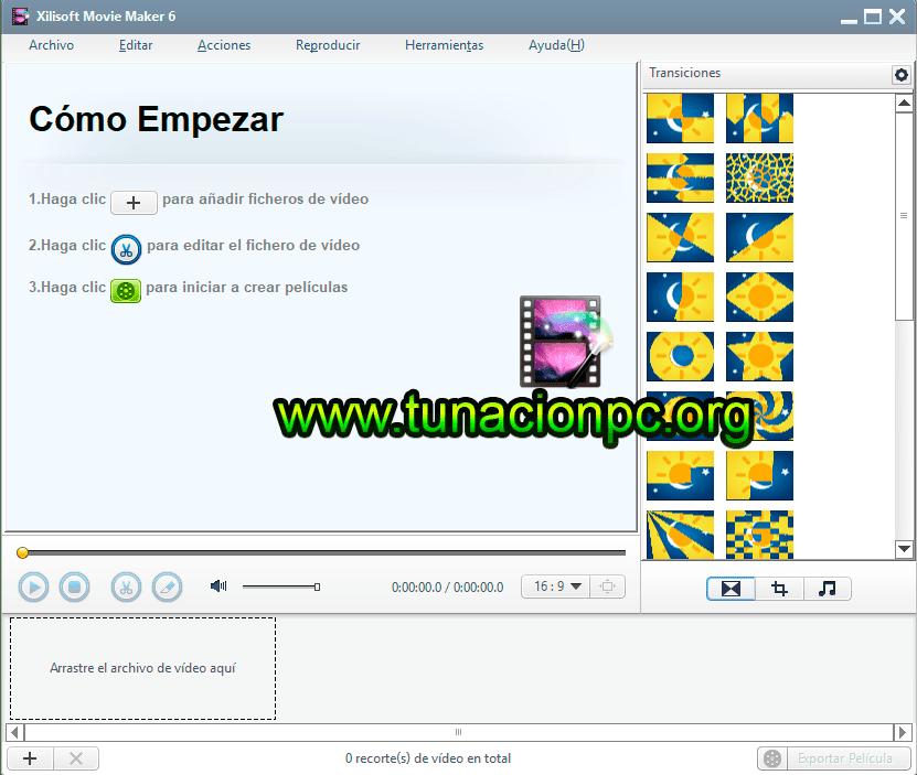 Xilisoft Movie Maker Full Español Imagen