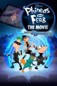 Phineas e Ferb: O Filme – Através da 2ª Dimensão Dublado Online