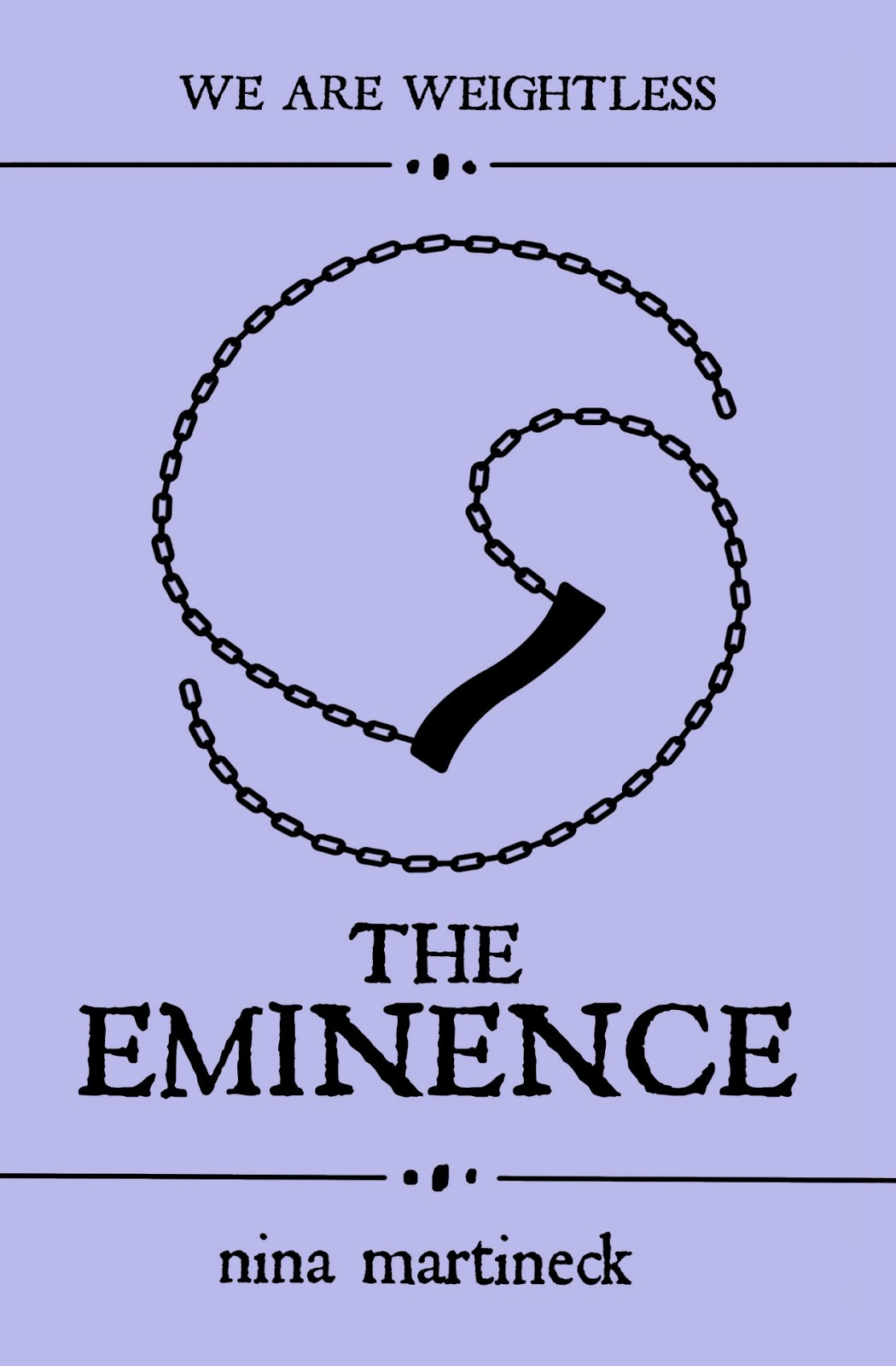 Get THE EMINENCE on Amazon: