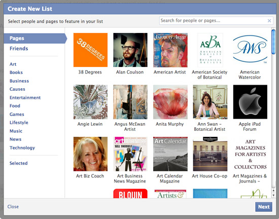 how to make a like page private on facebook