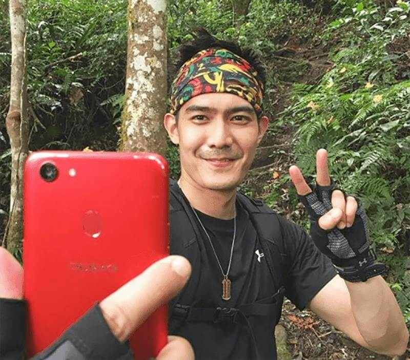 "OPPO Is Robi Domingo's ""Lakwatsero"" Partner"