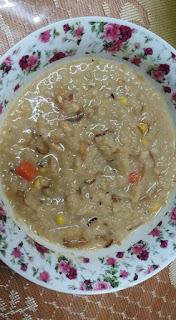 Bubur Lambuk Johor Recipe