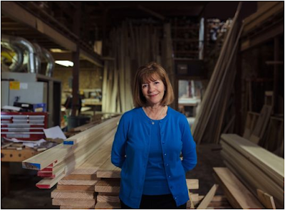 Women-Owned Lumber Company Receives $100,000 Grant