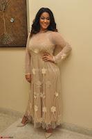 Mumaith Khan in Beig Skin Colored Anarkali Dress at Kalamandir Foundation 7th anniversary Celebrations ~  Actress Galleries 019.JPG