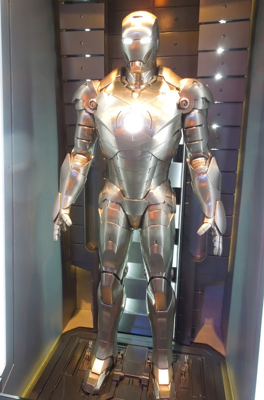 Iron Man Mark II movie suit