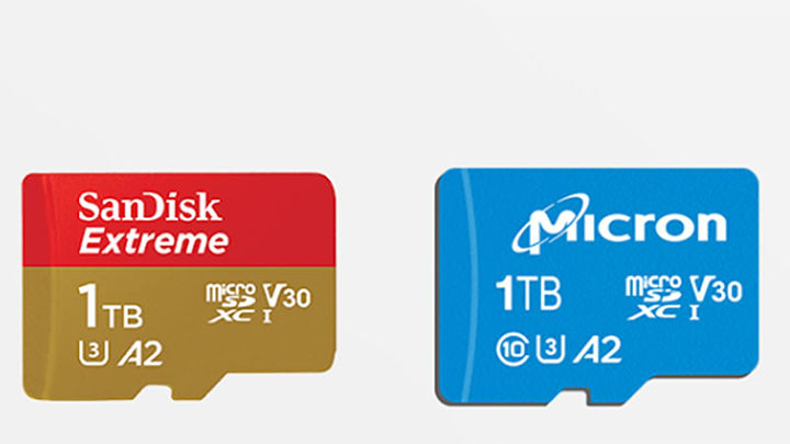 tarjeta memoria micro sd 1tb