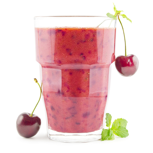 recipe cherry almond smoothie
