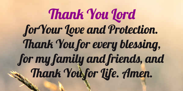 Motivational Words Of Wisdom: THANK YOU LORD FOR YOUR LOVE