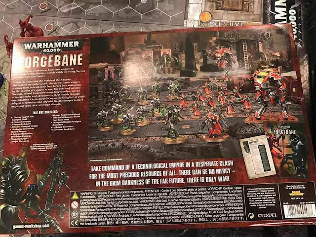 Forgebane caja Warhammer 40.000