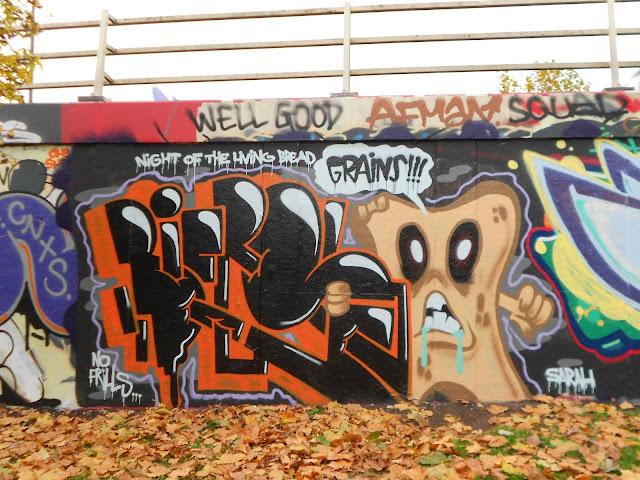 bristol funny graffiti