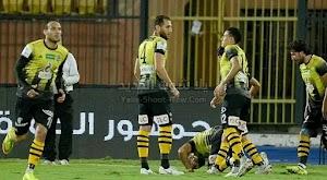 المقاولون العرب يتغلب على فريق الجزيرة مطروح ويتاهل لدور ال 16 من كأس مصر