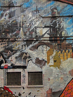 Derelict Manchester