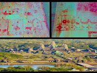 Misteri Lukisan Di Kuil Angkor Wat
