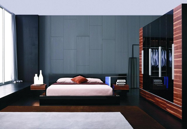 Bedroom decorating ideas bedroom interior modern - Modern japanese bedroom furniture ...