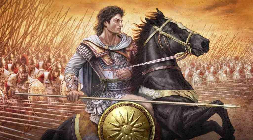 Alexandre, o Grande: Rei do Reino Grego Antigo da Macedônia e um Membro da Dinastia Argéada. (a.C. 356-323)