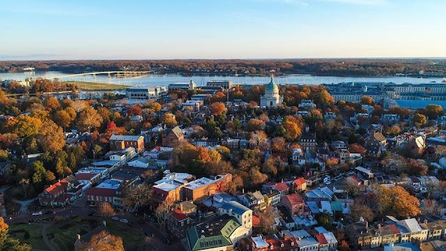 Nước Mỹ thơ mộng qua những thành phố nhỏ bình yên -2