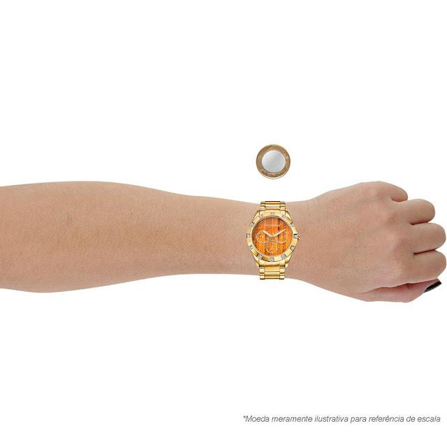 Relógio Technos reúne personalidade, estilo e riqueza