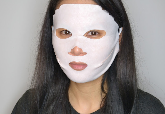 Trish McEvoy Instant Solutions Hydrate and Glow Dry Sheet Mask