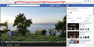 Cara download Video di Facebook Tanpa Aplikasi Cukup 2 Langkah