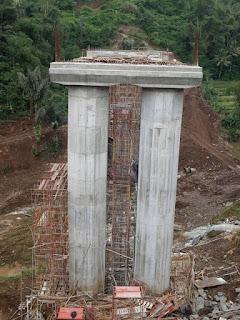 Perhitungan Pilar Jembatan
