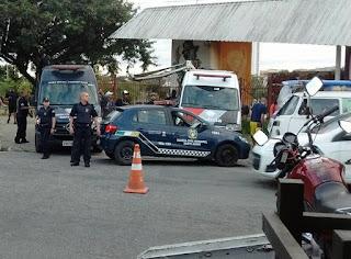 GCM de Santo André e PM apreendem motos e veículos no Jardim Ipanema