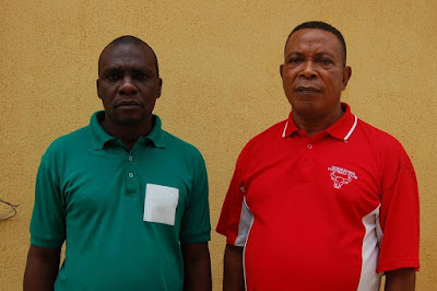 EFCC arrests of Ministry of Environment staff for fraud