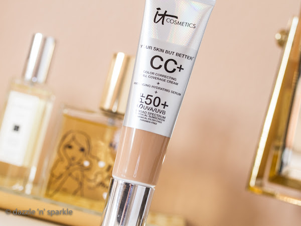 IT COSMETICS - Your Skin But Better CC Cream (review)