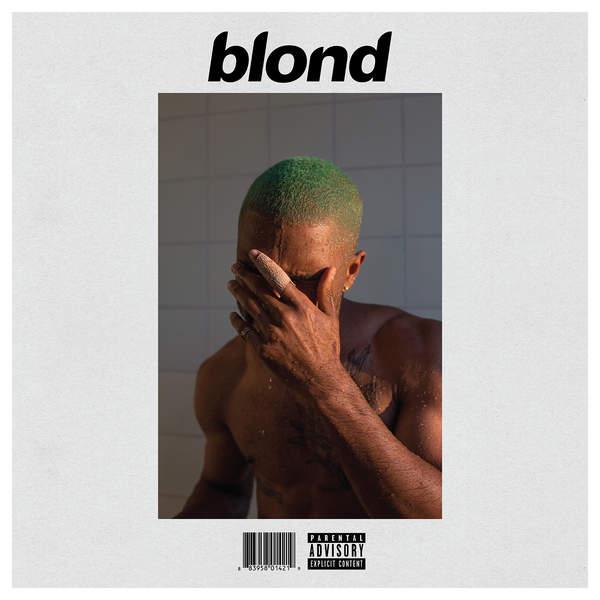 Frank Ocean - Blonde Cover