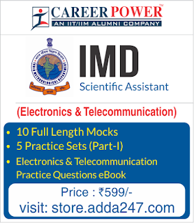 IMD Scientific Assistant