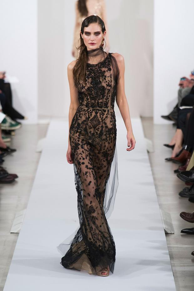 Oscar De La Renta - New York Fashion Week