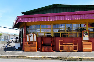 Furniture store in Puriscal