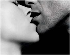 O mistério nos teus lábios