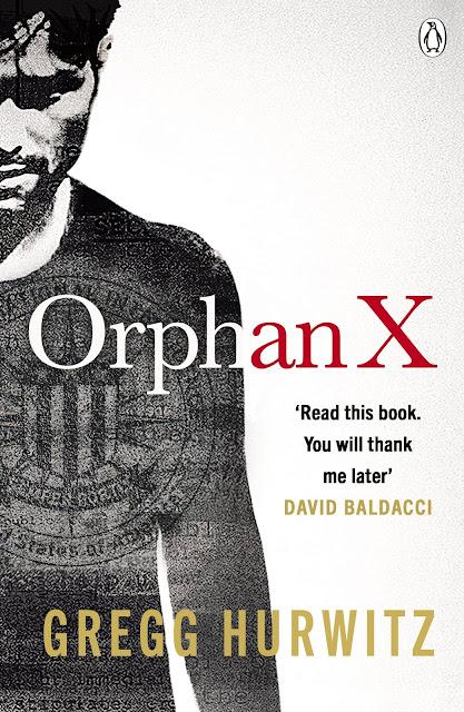 orphan-x, gregg-hurwitz, book