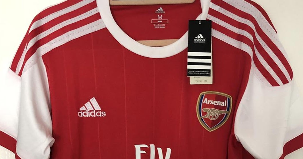 Leaked 'Thing Of Beauty' Adidas Arsenal 19-20 Kit Is Super