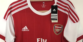 c41c6390d5b Leaked  Thing of Beauty  Adidas Arsenal 19-20 Kit Is Super Fake