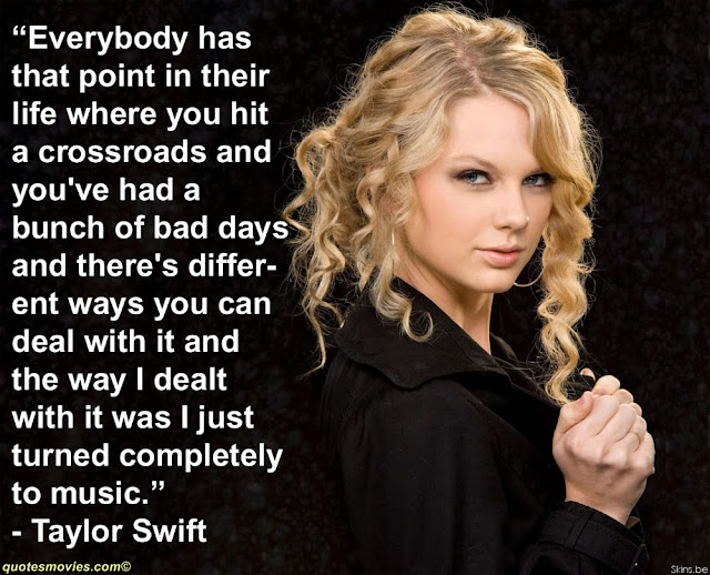Top Taylor Swift Quotes
