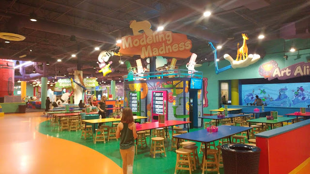 You'll Have A Colorful Day With Crayola Experience Orlando